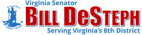 Virginia Senator Bill DeSteph